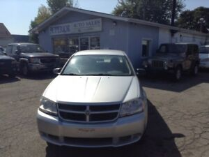 2008 Dodge Avenger SE Fully Certified! Carproof Verfied!