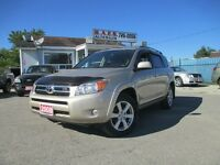 2008 Toyota RAV4 Limited NEW TIRES!