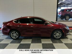 2015 Chrysler 200 Limited, V6, Power Seat