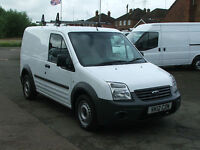 Ford Transit Connect 1.8TDCi ( 75PS ) DPF T200 SWB White Diesel Van