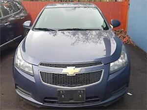 2013 Chevrolet Cruze LT | Car Loans Available for any Credit