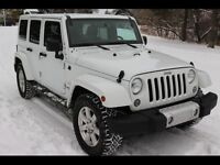 2015 Jeep Wrangler Unlimited S Unlimited Sahara