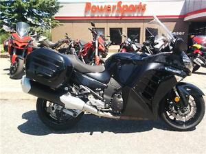 2015 Kawasaki Concours Excellent condition. Only 6,700km !!