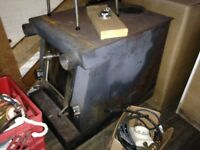 Cobra Wood Stove