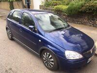 Vauxhall Corsa 1.2L 11 Months Mot Full service history electric windows