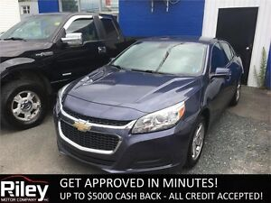2014 Chevrolet Malibu LT STARTING AT $131.41 BI-WEEKLY