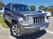 2012 Jeep Cherokee KK MY12 Limited Grey 5 Speed Sports Automatic Wagon Dandenong Greater Dandenong Preview