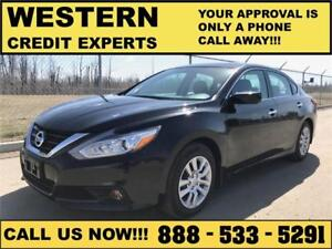 2017 Nissan Altima ~ Heated Seats ~ 100K Warranty ~ EZ Financing