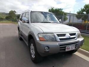 7 Seater 2005 Mitsubishi Pajero! Mount Louisa Townsville City Preview