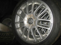 SERIE VERSUS TURISMO CONSPIRED 215/45/R17 MAG WHEEL 5X114.3 City of Montréal Greater Montréal Preview