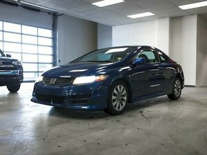 2010 Honda Civic EX-L, Coupe, Body Kit, Remote Starter, Leather,