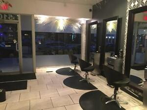 Hair Salon Closing Auction Sale / Located In Toronto / salon furniture sale everything must go / barber chairs / SALON