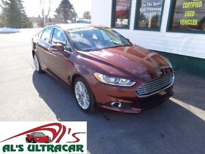2016 Ford Fusion SE AWD only 6800kms only $196 bi-weekly all in!