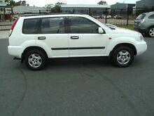 2003 Nissan X-Trail T30 White 4 Speed Automatic Wagon Woodridge Logan Area Preview