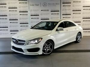 2016 Mercedes-Benz CLA 4MATIC Coupe