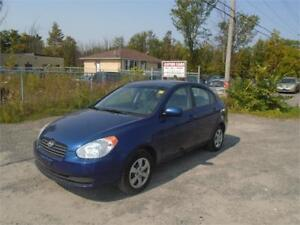 """2010 Hyundai Accent GL-1 OWNER-NEW TIRES-SERVICE RECORDS-""""SALE""""!"""