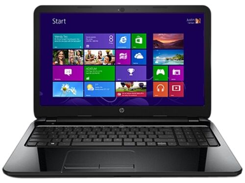 "HP Notebook 15-f009wm 15.6"" AMD E1-Series E1-2100 (1.00GHz) 500GB HDD 4GB Memory"
