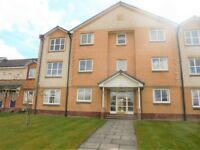 2 BEDROOM FLAT - WISHAW FOR SALE FIXED £95,000