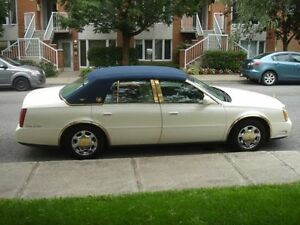 2000 Cadillac DeVille & DTS tout equipe Berline
