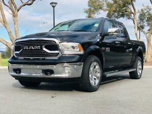 2018 Ram 1500 MY18 Laramie (4x4) 855KG True Blue 8 Speed Auto Dual Clutch Crew Cab Utility