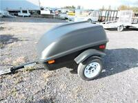 Trailer Car & Motorcycle