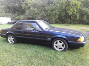 (WANTED) 86-92 Ford Mustang GT-LX Coupe