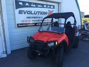 2012 POLARIS RZR 570 side by side Saguenay Saguenay-Lac-Saint-Jean image 1
