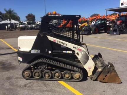 USED TEREX PT30 TRACK LOADER FOR SALE - BWU0829