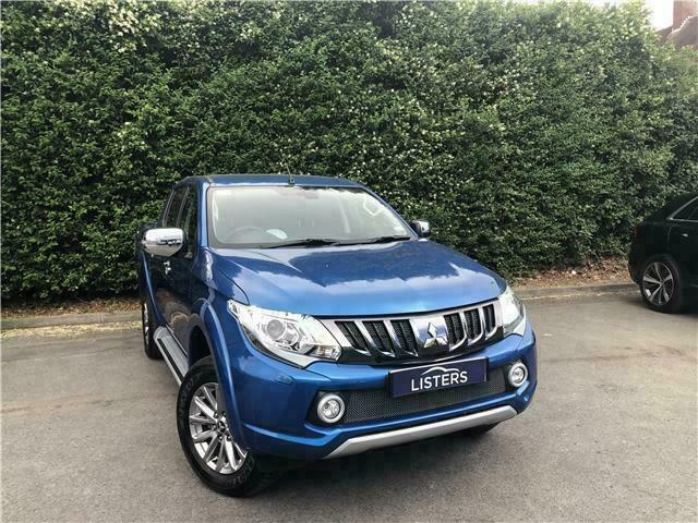 Mitsubishi L200 2018 | in Worcester, Worcestershire | Gumtree