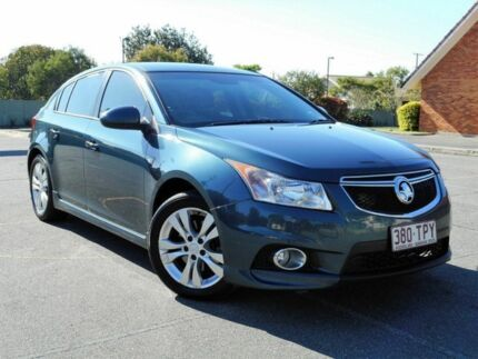 2013 Holden Cruze JH Series II MY14 SRi Blue 6 Speed Sports Automatic Hatchback Chermside Brisbane North East Preview
