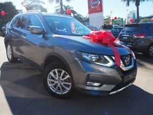 2018 Nissan X-Trail T32 Series II ST-L X-tronic 2WD Grey 7 Speed Constant Variable Wagon Brookvale Manly Area Preview
