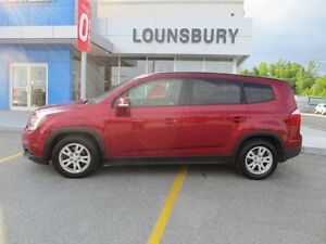 2014 CHEVROLET ORLANDO LT- STEAL OF A DEAL!