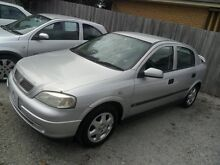 2000 Holden Astra CD  Manual Hatchback Beaconsfield Cardinia Area Preview