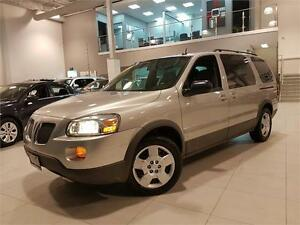2009 Pontiac Montana EXTENDED-7 PASSENGER-ONLY 63KM