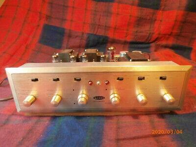 SCOTT 299C 299D 233 Amp Premium Tube Set 7591