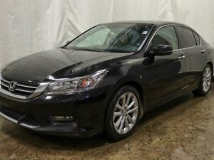 2015 Honda Accord Touring w/ Leather, Navigation, and Satellite