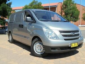 2011 Hyundai iLOAD TQ MY11 Grey 5 Speed Automatic Van Belconnen Belconnen Area Preview