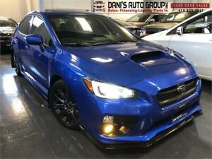 2015 Subaru WRX w/Sport Pkg Sunroof 6 speed Manual