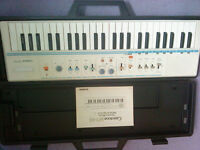 Vintage CASIO Casiotone MT-45 Keyboard