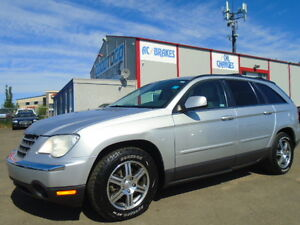 2007 Chrysler Pacifica SPORT LUXURY PKG-HEATED LEATHER SEAT