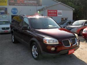 2006 Pontiac Montana SV6|WHEELCHAIR VAN|NO ACCIDENTS|MUST SEE