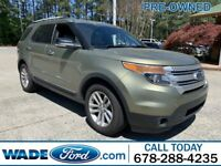 Miniature 1 Voiture American used Ford Explorer 2012