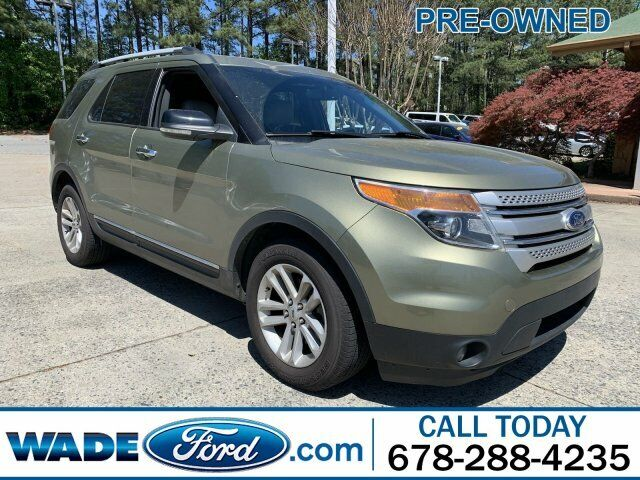 Image 1 Voiture American used Ford Explorer 2012