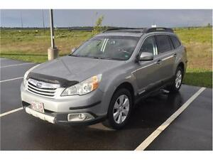"2010 Subaru Outback 2.5i Sport ""Last Chance Alley"""