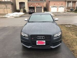 2010 Audi S4 MINT 6 SPEED! Accident Free