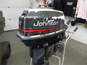 1996 Johnson Outboard 30hp