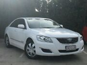 2007 Toyota Aurion GSV40R AT-X White 6 Speed Sports Automatic Sedan South Toowoomba Toowoomba City Preview