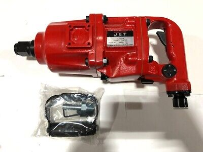 Pneumatic Impact Wrench Jet J-3800d 1 Drive Closed Grip 505976