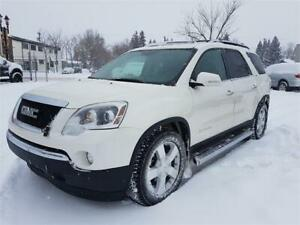 2008 GMC Acadia SLT2 7 Passengers All credit Types are welcome