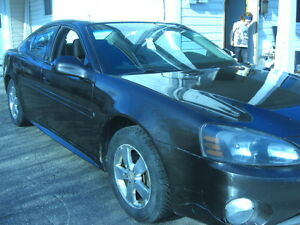 2008 Pontiac Grand Prix Lx Berline
